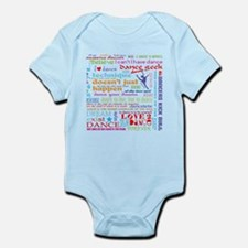 Ultimate Dance Collection Infant Bodysuit