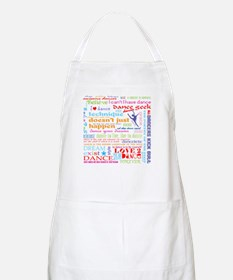 Ultimate Dance Collection Apron