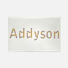 Addyson Pencils Rectangle Magnet
