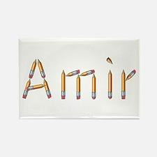 Amir Pencils Rectangle Magnet