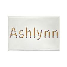 Ashlynn Pencils Rectangle Magnet