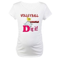 VOLLEYBALL CHICKS DIG IT Shirt