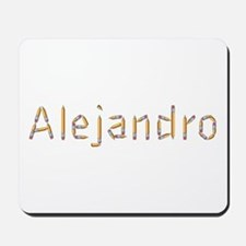 Alejandro Pencils Mousepad
