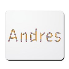 Andres Pencils Mousepad