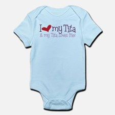My Tita Loves Me Infant Bodysuit
