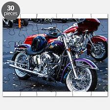 Harley Davidson Dreaming Puzzle