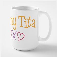 Love My Tita Large Mug