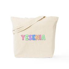Yesenia Rainbow Pastel Tote Bag