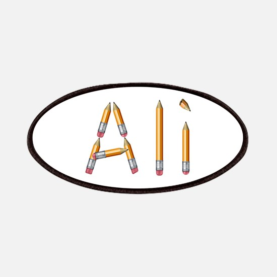 Ali Pencils Patch