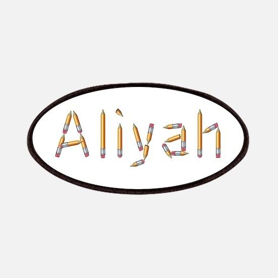 Aliyah Pencils Patch