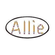 Allie Pencils Patch