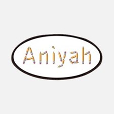 Aniyah Pencils Patch