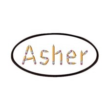 Asher Pencils Patch