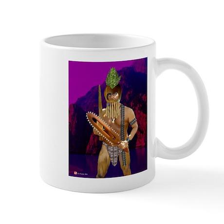 Mug, Olohe Lua Warrior