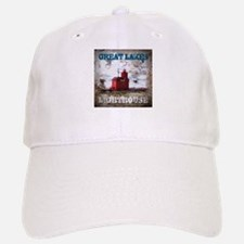 Great Lakes Lighthouse Baseball Baseball Cap