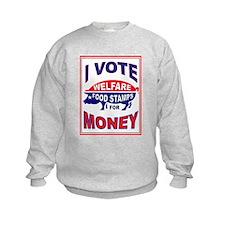 WELFARE VOTERS Sweatshirt