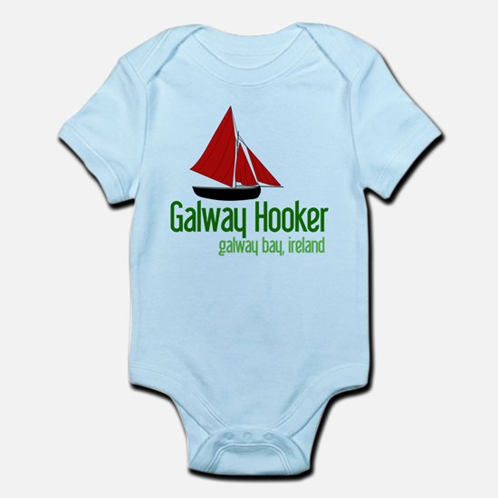 Galway Hooker Infant Bodysuit