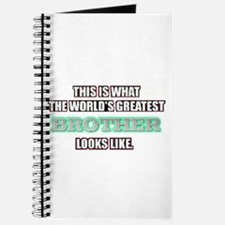 World's Greatest Brother.. Journal