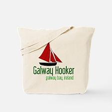 Galway Hooker Tote Bag