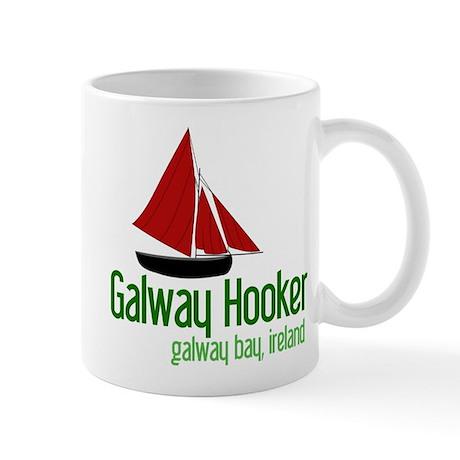 Galway Hooker Mug