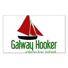 Galway Hooker Decal