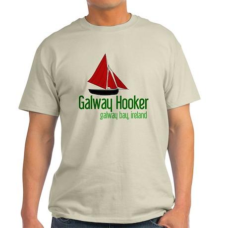Galway Hooker Light T-Shirt