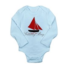 Galway Bay Long Sleeve Infant Bodysuit