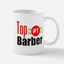 Top Barber Mug