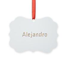 Alejandro Pencils Ornament