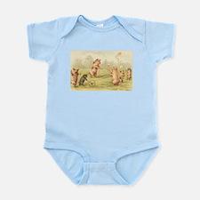 Playful Pigs Infant Bodysuit