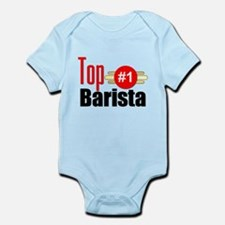 Top Barista Infant Bodysuit