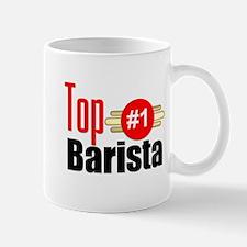 Top Barista Mug