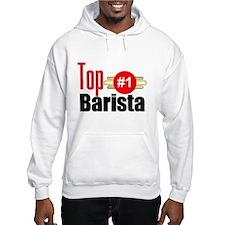 Top Barista Hoodie