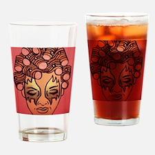 Wild Child Rollerhead Drinking Glass