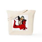 Sir Spanks Alot Tote Bag