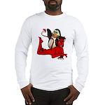Sir Spanks Alot Long Sleeve T-Shirt