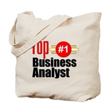 Top Business Analyst Tote Bag