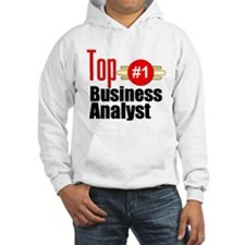 Top Business Analyst Jumper Hoody