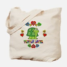 Turtle Lover Tote Bag