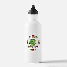 Turtle Lover Water Bottle
