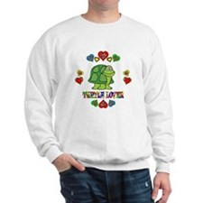 Turtle Lover Sweatshirt