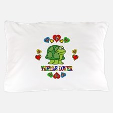 Turtle Lover Pillow Case