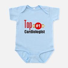 Top Cardiologist Infant Bodysuit
