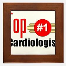 Top Cardiologist Framed Tile