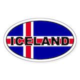 Oval icelandic Single