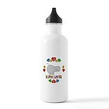 Hippo Lover Water Bottle