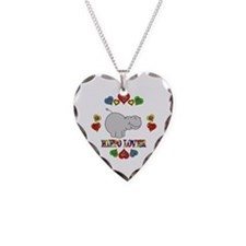 Hippo Lover Necklace