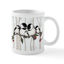 Chickadee Family Mug