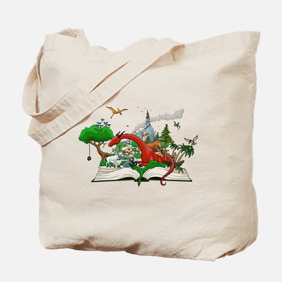 Reading is Fantastic! Tote Bag