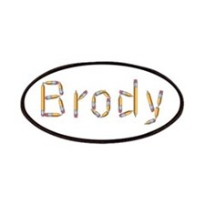 Brody Pencils Patch